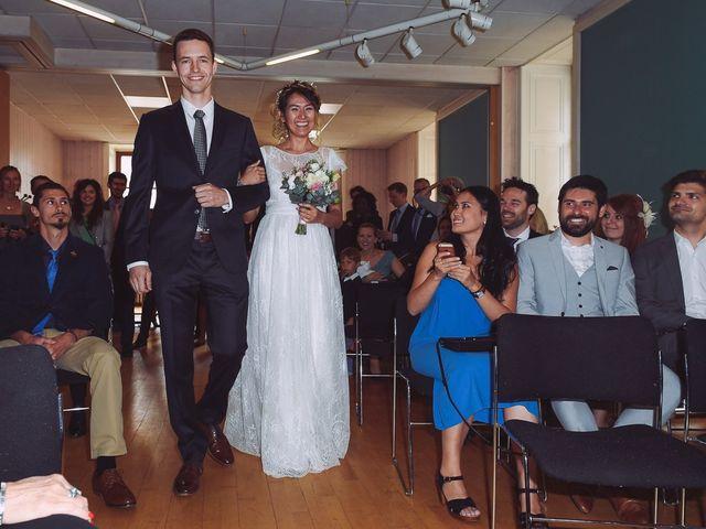 Le mariage de Sébastien et Karla à Chamonix-Mont-Blanc, Haute-Savoie 38