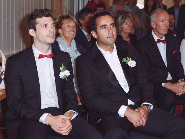 Le mariage de Sébastien et Karla à Chamonix-Mont-Blanc, Haute-Savoie 39