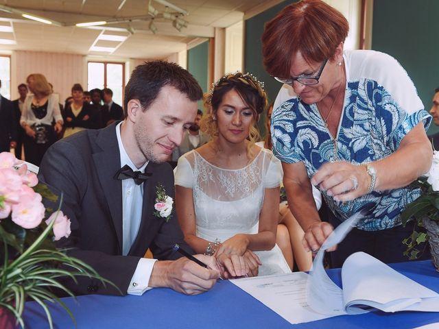 Le mariage de Sébastien et Karla à Chamonix-Mont-Blanc, Haute-Savoie 40