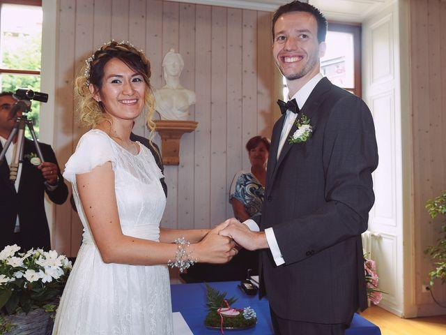 Le mariage de Sébastien et Karla à Chamonix-Mont-Blanc, Haute-Savoie 42