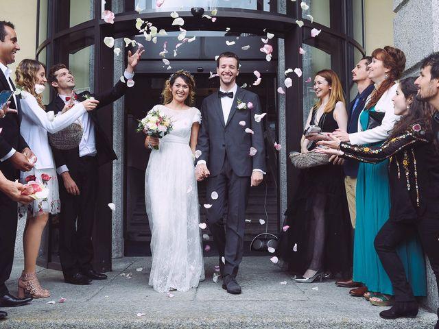 Le mariage de Sébastien et Karla à Chamonix-Mont-Blanc, Haute-Savoie 43