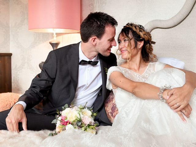 Le mariage de Sébastien et Karla à Chamonix-Mont-Blanc, Haute-Savoie 53