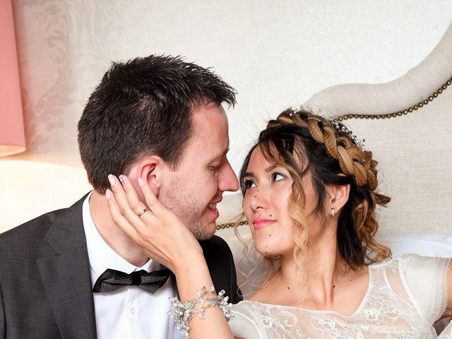 Le mariage de Sébastien et Karla à Chamonix-Mont-Blanc, Haute-Savoie 54