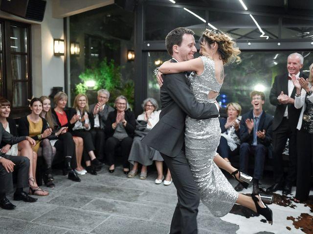 Le mariage de Sébastien et Karla à Chamonix-Mont-Blanc, Haute-Savoie 65
