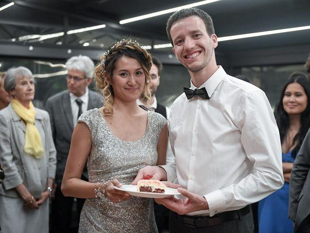 Le mariage de Sébastien et Karla à Chamonix-Mont-Blanc, Haute-Savoie 68