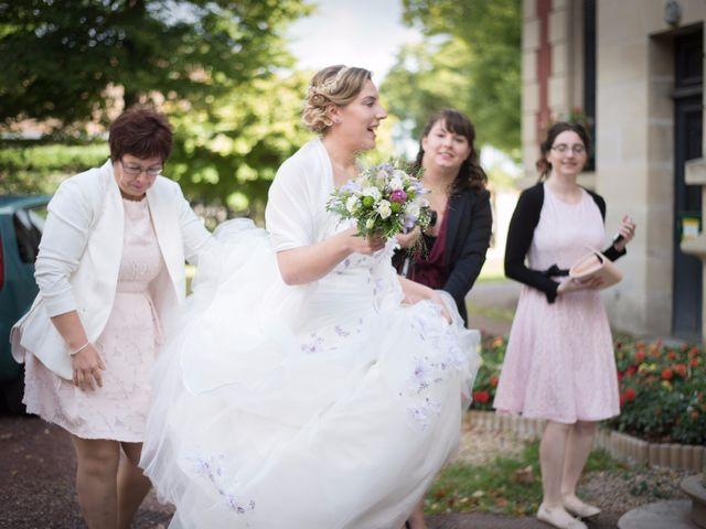 Le mariage de Valentin et Alexia à Apremont, Oise 8