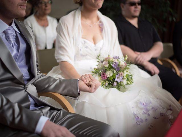 Le mariage de Valentin et Alexia à Apremont, Oise 10