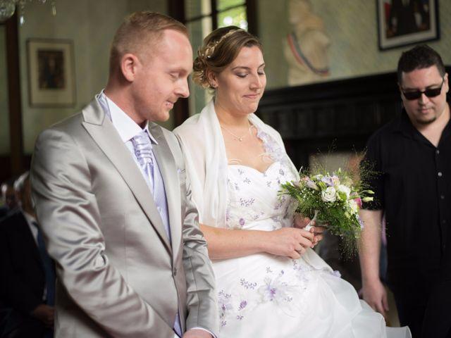 Le mariage de Valentin et Alexia à Apremont, Oise 11