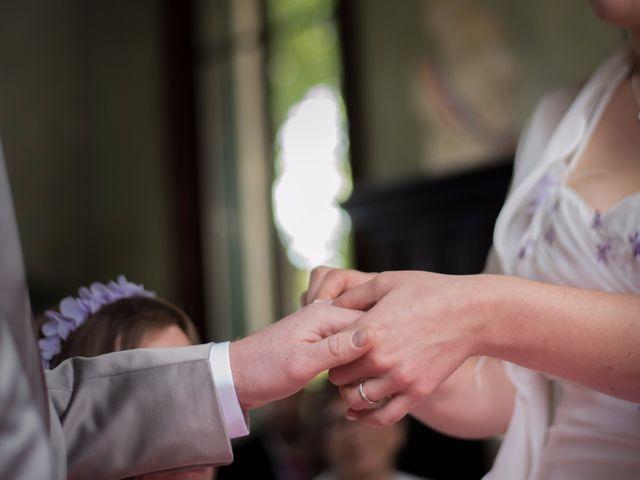 Le mariage de Valentin et Alexia à Apremont, Oise 12