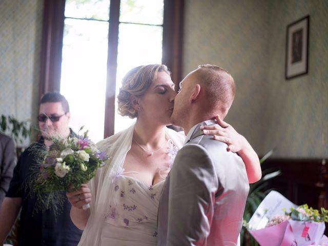 Le mariage de Valentin et Alexia à Apremont, Oise 1