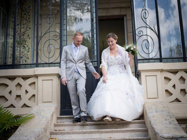 Le mariage de Valentin et Alexia à Apremont, Oise 14