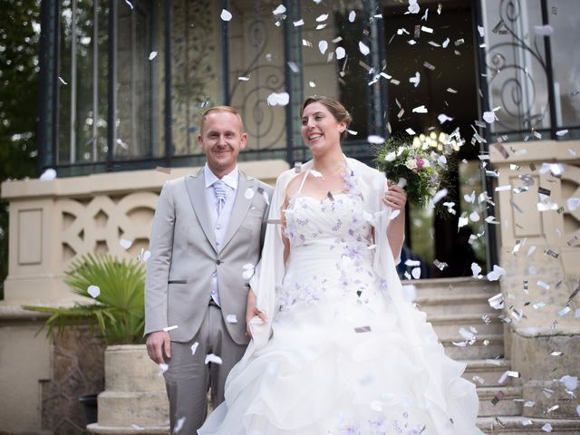 Le mariage de Valentin et Alexia à Apremont, Oise 15