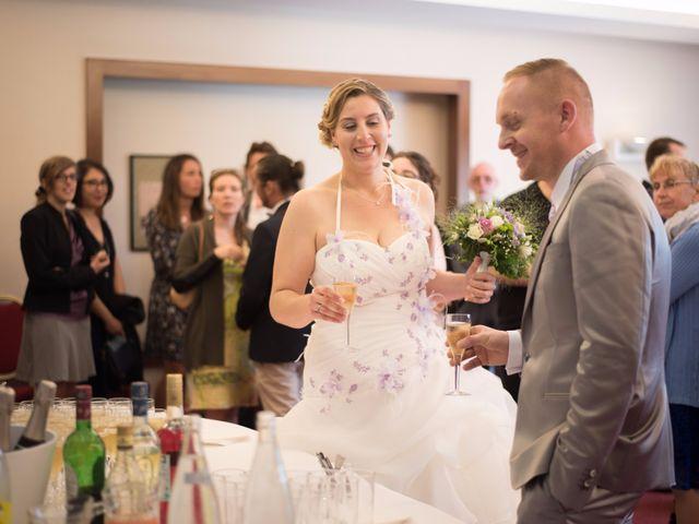 Le mariage de Valentin et Alexia à Apremont, Oise 18