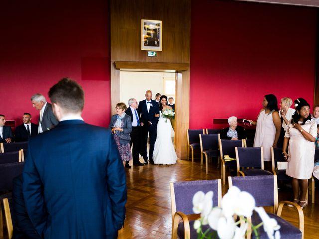 Le mariage de Geoffrey et Géraldine à Saint-Lô, Manche 30