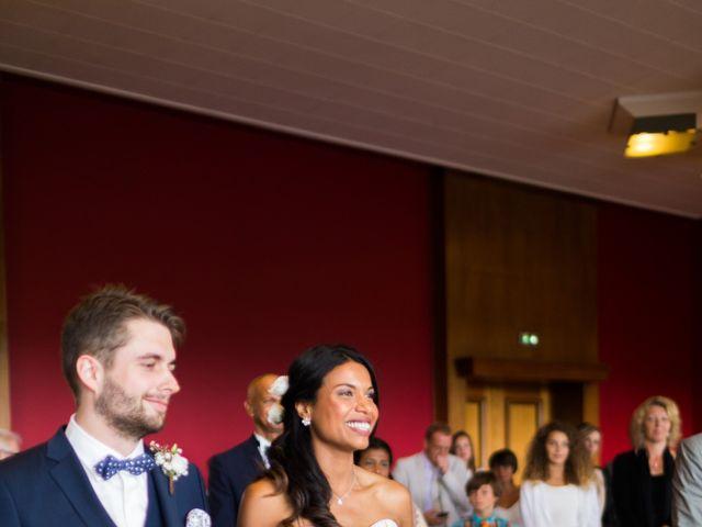 Le mariage de Geoffrey et Géraldine à Saint-Lô, Manche 32