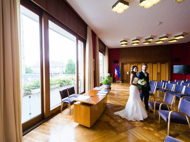 Le mariage de Geoffrey et Géraldine à Saint-Lô, Manche 40