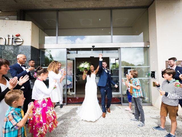 Le mariage de Geoffrey et Géraldine à Saint-Lô, Manche 42