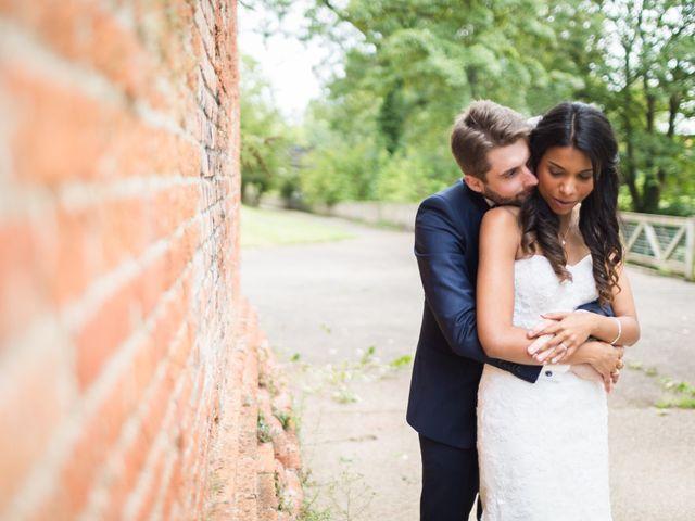 Le mariage de Geoffrey et Géraldine à Saint-Lô, Manche 47