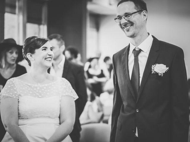 Le mariage de Etienne et Elise à Fontaine, Isère 14