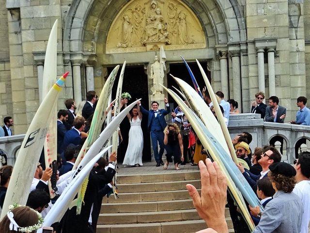 Le mariage de Xavier et Léa à Biarritz, Pyrénées-Atlantiques 4