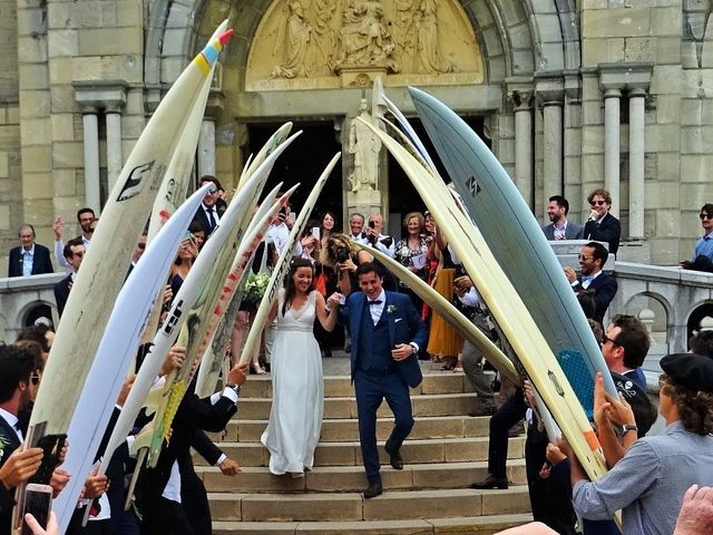 Le mariage de Xavier et Léa à Biarritz, Pyrénées-Atlantiques 5
