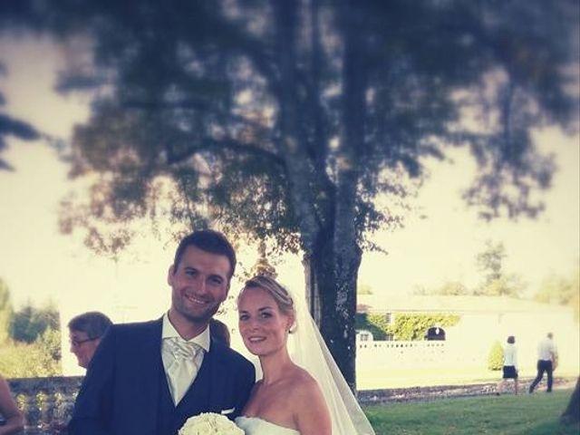 Le mariage de Marc Antoine et Julie à Saintes, Charente Maritime 4
