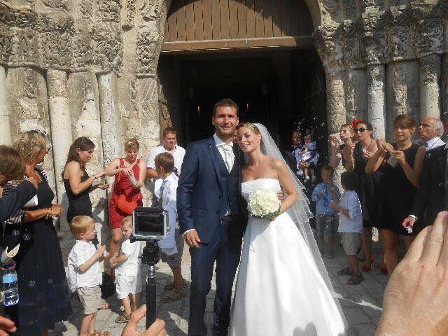 Le mariage de Marc Antoine et Julie à Saintes, Charente Maritime 6