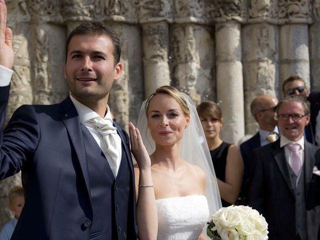 Le mariage de Marc Antoine et Julie à Saintes, Charente Maritime 7