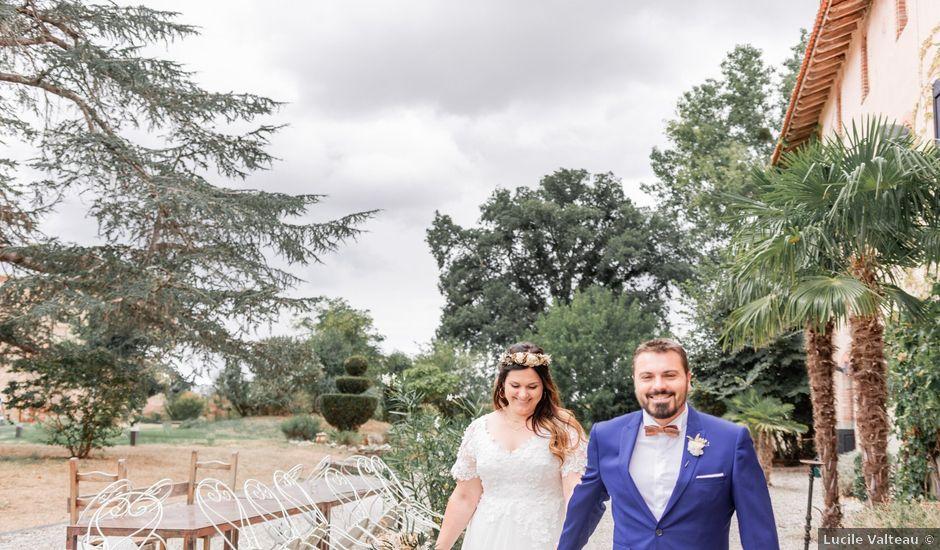 Le mariage de Sylvain et Célia à Cintegabelle, Haute-Garonne
