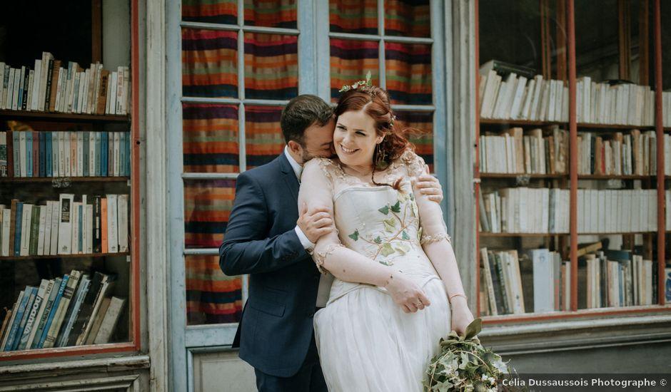 Le mariage de Matthieu et Céline à Le Plessis-Robinson, Hauts-de-Seine