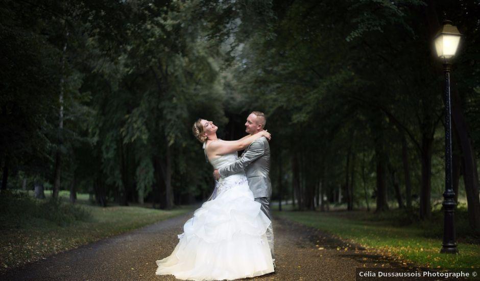 Le mariage de Valentin et Alexia à Apremont, Oise