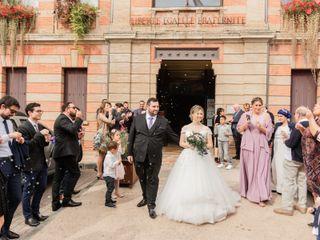 Le mariage de Mélanie et Christian 1