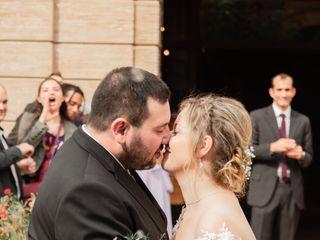 Le mariage de Mélanie et Christian 2
