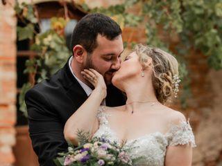 Le mariage de Mélanie et Christian