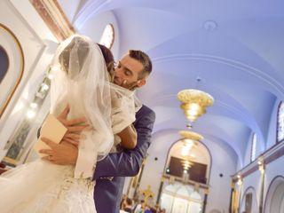Le mariage de Elvina et Erik