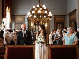 Le mariage de Adina et Adrien 3