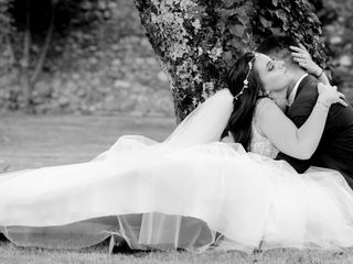 Le mariage de Julie et Maxence