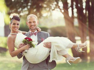 Le mariage de Nassrine et Benjamin