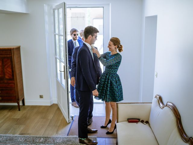 Le mariage de Arthur et Agathe à Bordeaux, Gironde 6