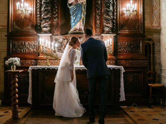 Le mariage de Arthur et Agathe à Bordeaux, Gironde 33