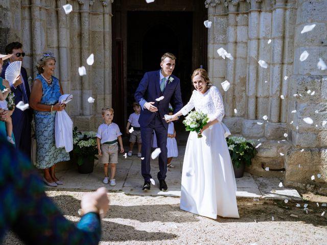 Le mariage de Arthur et Agathe à Bordeaux, Gironde 35