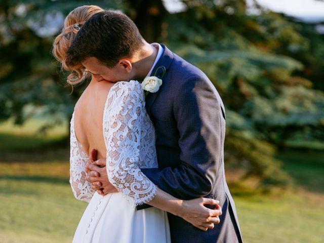 Le mariage de Agathe et Arthur