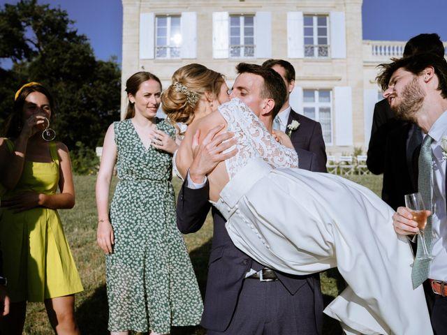 Le mariage de Arthur et Agathe à Bordeaux, Gironde 44