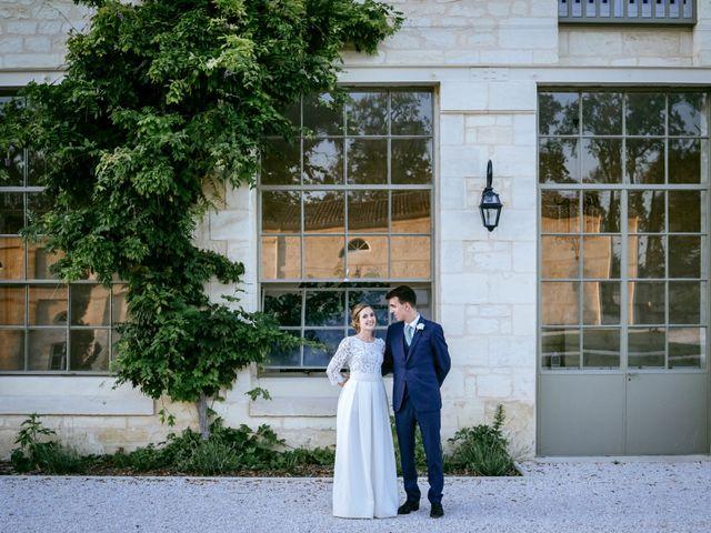 Le mariage de Arthur et Agathe à Bordeaux, Gironde 45