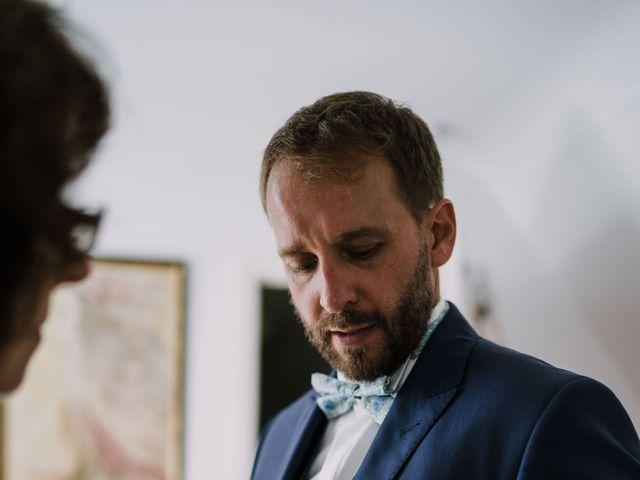 Le mariage de William et Florence à Bohars, Finistère 19