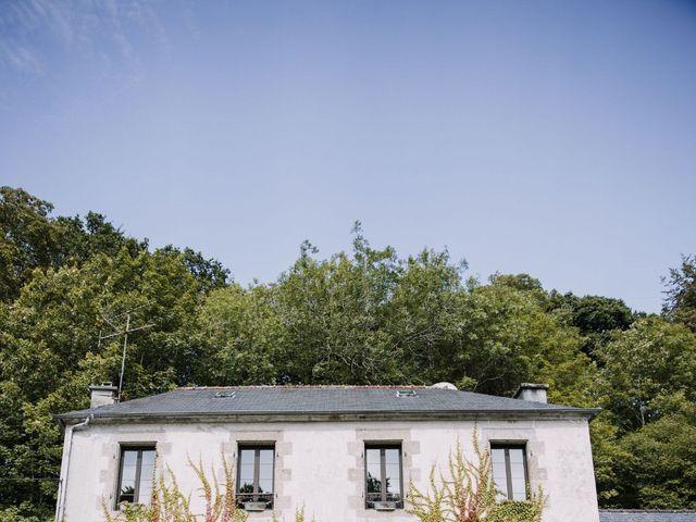 Le mariage de William et Florence à Bohars, Finistère 22