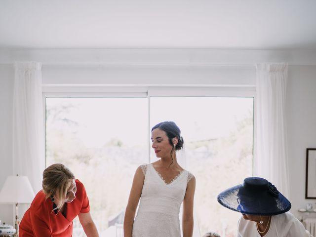 Le mariage de William et Florence à Bohars, Finistère 25