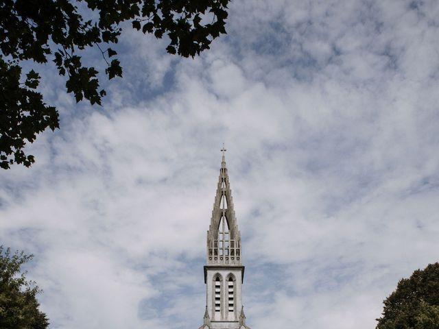 Le mariage de William et Florence à Bohars, Finistère 38