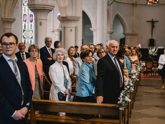 Le mariage de William et Florence à Bohars, Finistère 43