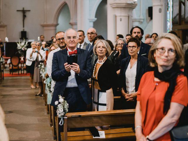 Le mariage de William et Florence à Bohars, Finistère 44